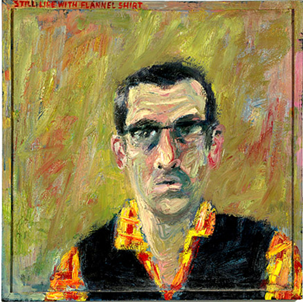 Jim Pavlidis self portrait